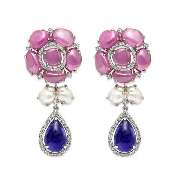 Fiori Di Fantasia Earrings