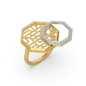 Labyrinth Ring