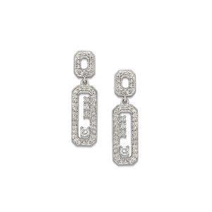 Capsule Diamond Earrings