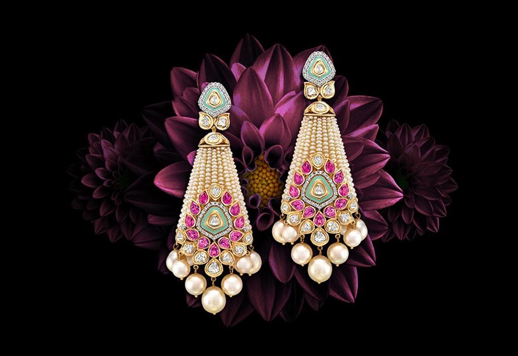 Raj Kumari Earrings