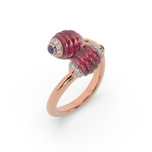 Ruby Disk Ring